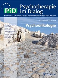 Psychotherapie im Dialog – Psychoonkologie von Borcsa,  Maria, Köllner,  Volker, Schauenburg,  Henning, Senf,  Wolfgang, Stein,  Barbara