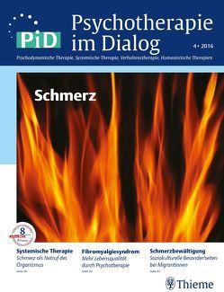 Psychotherapie im Dialog – Schmerz von Köllner,  Volker, Stein,  Barbara