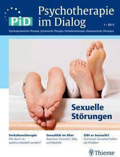 Psychotherapie im Dialog – Sexuelle Störungen von Broda,  Michael, Senf,  Wolfgang