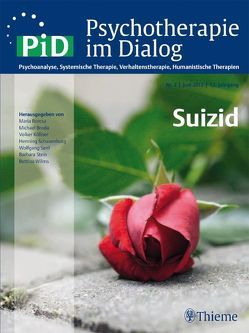Psychotherapie im Dialog – Suizid von Borcsa,  Maria, Wilms,  Bettina