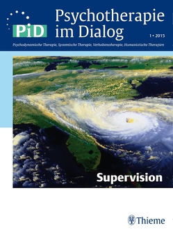Psychotherapie im Dialog – Supervision von Borcsa,  Maria, Wittich,  Andrea