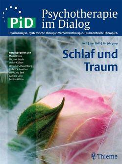 Psychotherapie im Dialog – Traum und Schlaf von Broda,  Michael, Stein,  Barbara, Weeß,  Hans-Günther
