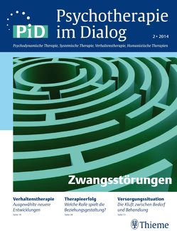 Psychotherapie im Dialog – Zwangsstörungen von Borcsa,  Maria, Broda,  Michael