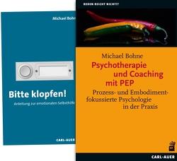 Psychotherapie und Coaching mit PEP/Bitte klopfen! von Bohne,  Michael
