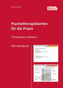 Psychotherapiekarte für die Praxis – Chronischer Schmerz von Schober,  Susanne