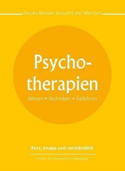 Psychotherapien von Franzke,  Reinhard