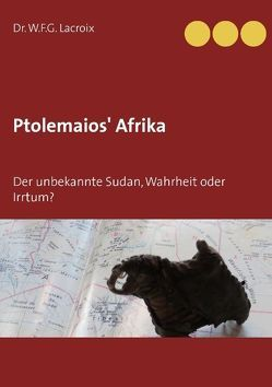 Ptolemaios' Afrika von Lacroix,  W.F.G.