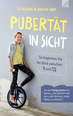 Pubertät in Sicht von Arp,  Claudia, Arp,  David