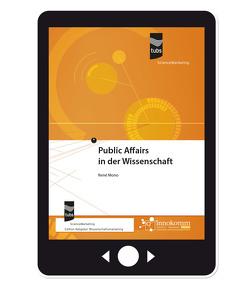 Public Affairs in der Wissenschaft von Mono,  René