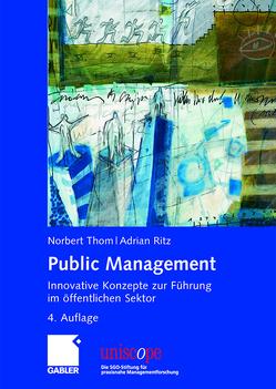 Public Management von Ritz,  Adrian, Thom,  Norbert