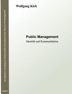 Public Management von Kirk,  Wolfgang