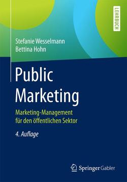 Public Marketing von Hohn,  Bettina, Wesselmann,  Stefanie