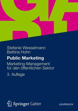 Public Marketing von Hohn,  Bettina, Wesselmann,  Stefanie