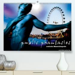 public phantasies – erotische Männerfotografie (Premium, hochwertiger DIN A2 Wandkalender 2021, Kunstdruck in Hochglanz) von Fotodesign,  Black&White, Wehrle und Uwe Frank,  Ralf
