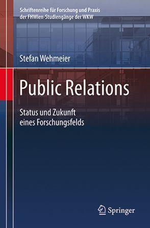 Public Relations von Wehmeier,  Stefan