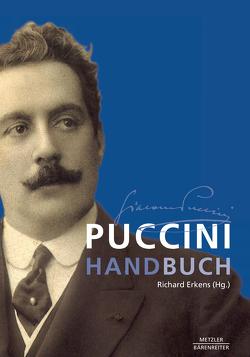 Puccini-Handbuch von Erkens,  Richard