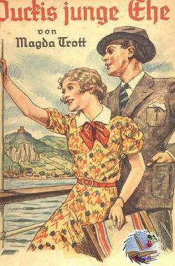 Pucki / Puckis junge Ehe (Illustriert) von Trott,  Magda