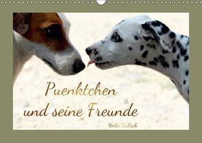 Pünktchen und seine Freunde (Wandkalender 2018 DIN A3 quer) von Hultsch,  Heike