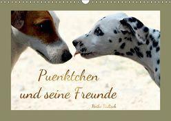 Pünktchen und seine Freunde (Wandkalender 2019 DIN A3 quer) von Hultsch,  Heike