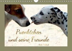 Pünktchen und seine Freunde (Wandkalender 2019 DIN A4 quer) von Hultsch,  Heike