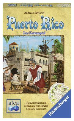 Puerto Rico Kartenspiel