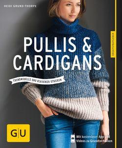 Pullis & Cardigans von Grund-Thorpe,  Heidi