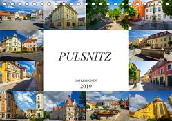 Pulsnitz Impressionen (Tischkalender 2019 DIN A5 quer) von Meutzner,  Dirk