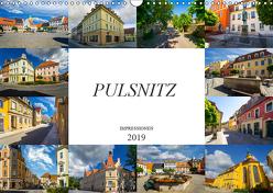 Pulsnitz Impressionen (Wandkalender 2019 DIN A3 quer) von Meutzner,  Dirk