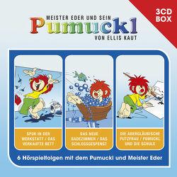 Pumuckl – 3-CD Hörspielbox Vol. 1 von Kaut,  Ellis
