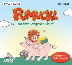Pumuckl Abenteurgeschichten von Kaminski,  Stefan, Kaut,  Ellis