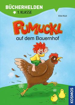 Pumuckl, Bücherhelden 1. Klasse, Pumuckl auf dem Bauernhof von Kaiser,  Nataša, Kaut,  Ellis, Leistenschneider,  Uli