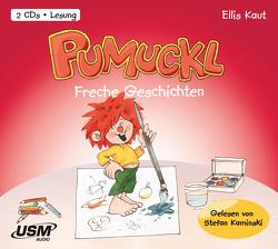 Pumuckl Freche Geschichten von Kaminski,  Stefan, Kaut,  Ellis