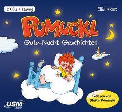Pumuckl Gute-Nacht Geschichten von Kaminski,  Stefan, Kaut,  Ellis