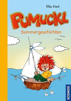 Pumuckl Vorlesebuch – Sommergeschichten von Kaut,  Ellis, Leistenschneider,  Uli, von Johnson,  Barbara