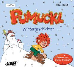 Pumuckl Wintergeschichten von Kaminski,  Stefan, Kaut,  Ellis