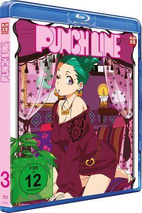 Punch Line – Blu-ray 3 von Uemura,  Yutaka