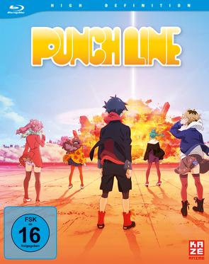 Punch Line – Blu-ray-Gesamtausgabe von Uemura,  Yutaka