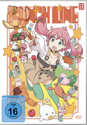 Punch Line – DVD 1 von Uemura,  Yutaka