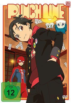 Punch Line – DVD 4 von Uemura,  Yutaka