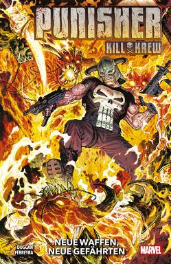 Punisher Kill Krew von Duggan,  Gerry, Ferreyra,  Juan