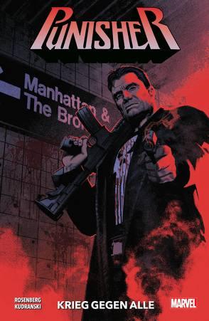 Punisher – Neustart von Kudranski,  Szymon, Rosenberg,  Matthew