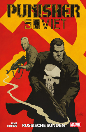 Punisher: Soviet: Russische Sünden von Burrows,  Jacen, Ennis,  Garth, Hidalgo,  Carolin