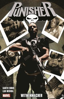 Punisher: Witwenmacher von Anton,  Uwe, Ennis,  Garth, Medina,  Lan