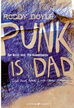 Punk is Dad von Doyle,  Roddy, Zaubitzer,  Juliane