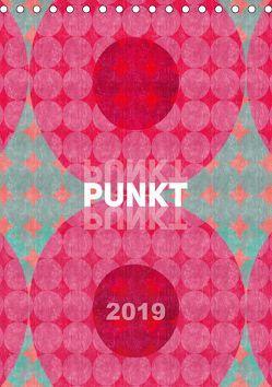 Punkt Punkt Punkt (Tischkalender 2019 DIN A5 hoch) von Sachers,  Susanne