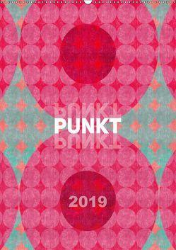 Punkt Punkt Punkt (Wandkalender 2019 DIN A2 hoch) von Sachers,  Susanne