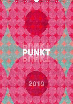 Punkt Punkt Punkt (Wandkalender 2019 DIN A3 hoch) von Sachers,  Susanne