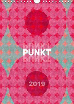Punkt Punkt Punkt (Wandkalender 2019 DIN A4 hoch) von Sachers,  Susanne