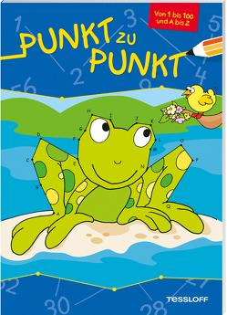 Punkt zu Punkt (Frosch) von Appelmann,  Karl-Heinz, Tessloff Verlag