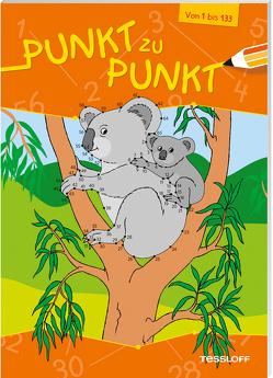 Punkt zu Punkt (Koala) von Appelmann,  Karl-Heinz, Tessloff Verlag